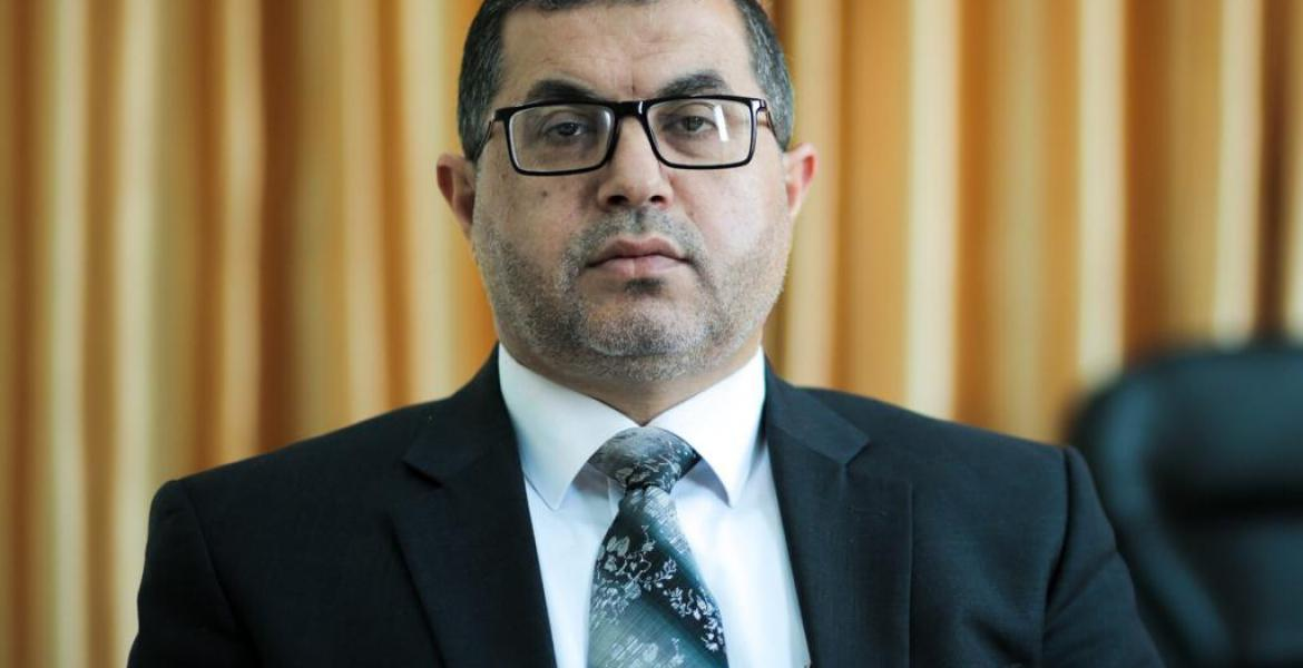 Basem Naim, Memebr of Hamas International Relations Office