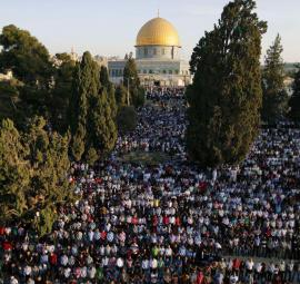 Israel's ban on the Muslim call to prayer in Jerusalem is the tip of the iceberg