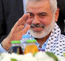 Haniya: The 2008 war is a milestone in Palestinian struggle