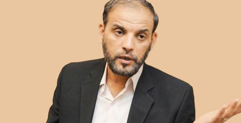 Husam Badran, Member of Hamas Political Bureau