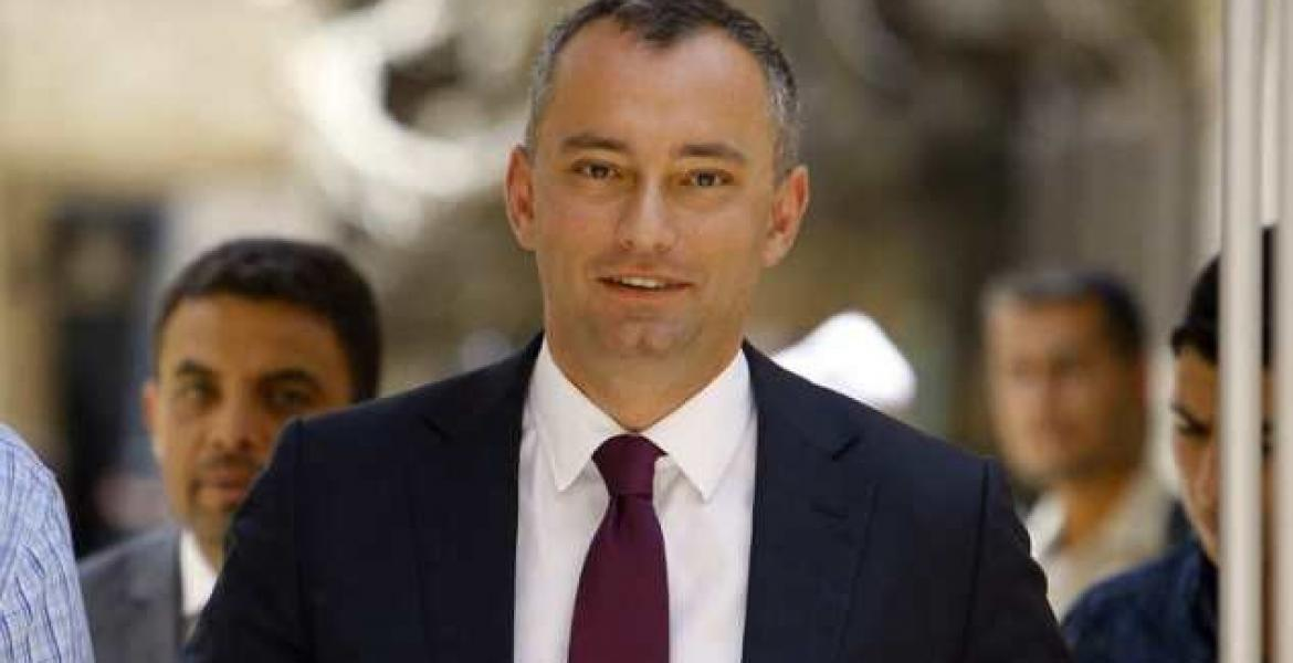 UN Special Envoy to the Middle East Nickolay Mladenov