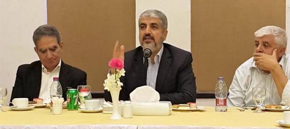 Mishaal: Regional plots target both Ramallah, Gaza
