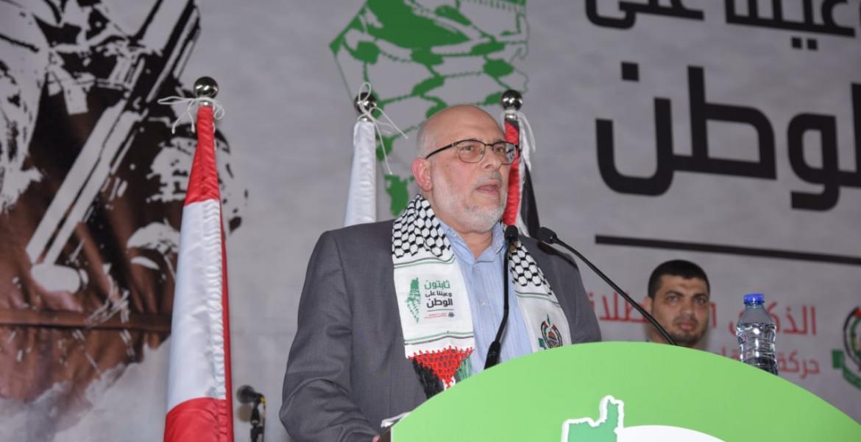 Hamas leader abroad Maher Salah