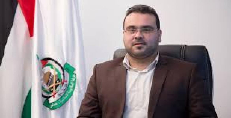 Hazem Qasem, Hamas spokesperson