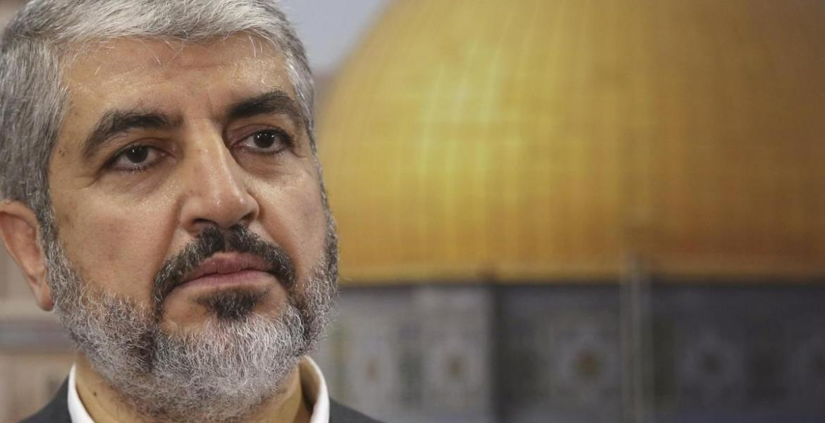 Khalid Meshal, Senior Hamas Official