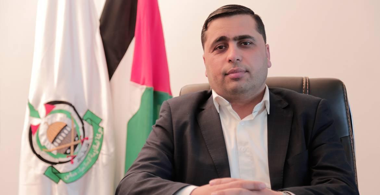 Abdel Latif al-Qanoa, Hamas spokesperson