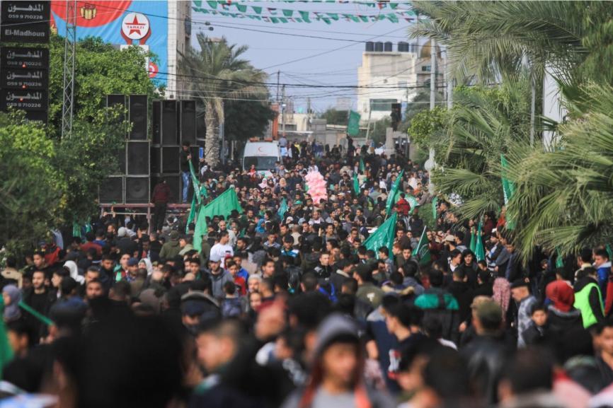 Hamas 31st Anniversary (10)