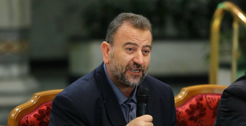 Saleh al-Aruri, Hamas Deputy Chief