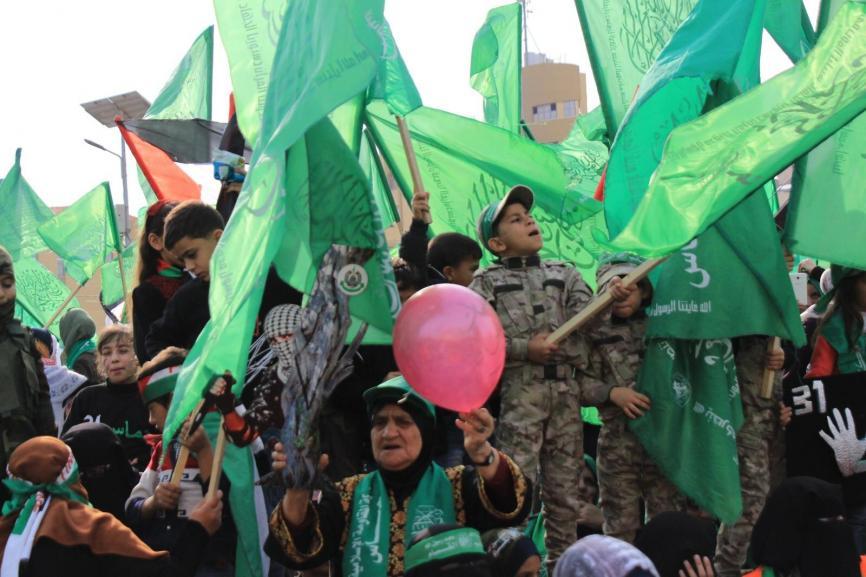 Hamas 31st Anniversary (16)