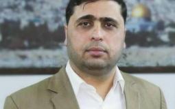 Abdul Latif Al-Qanou' spokesman of Hamas Movement